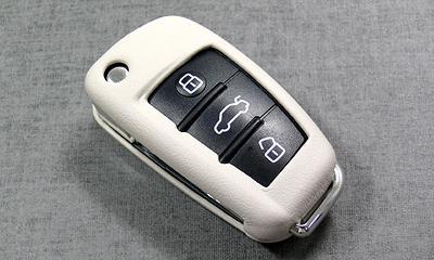Audi キー用レザーカバー image 1