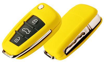 KEYART Audi Leather Key Cover image 1