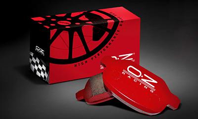 * O・Z RACING-BRAKE PAD (STREET-SPORT/BP002) 【お取り寄せ商品】 image 1
