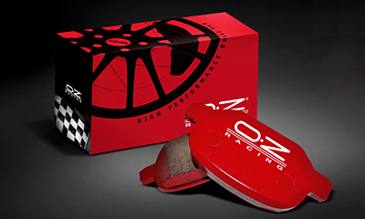 * O・Z RACING-BRAKE PAD (SPORT/BP003) 【お取り寄せ商品】 image 1