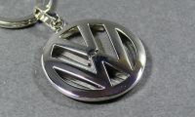 VWキーホルダー(クロームタイプ) image 1