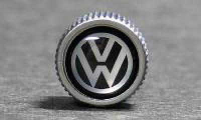Valve Stem Cap Set (VW・Black) image 1